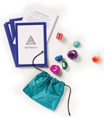 Self Mastery game cards and tokens